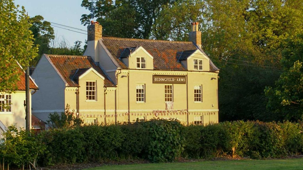 Bedingfeld Arms Luxury B&B Oxburgh