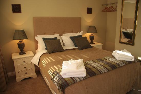 Bedingfeld Arms Luxury B&B Oxburgh Coach Room